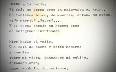 Poema a la Madre Muerta